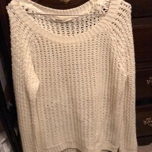 Bluenotes Scoop Neck Knit Sweater